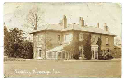 The Old Rectory Rickling